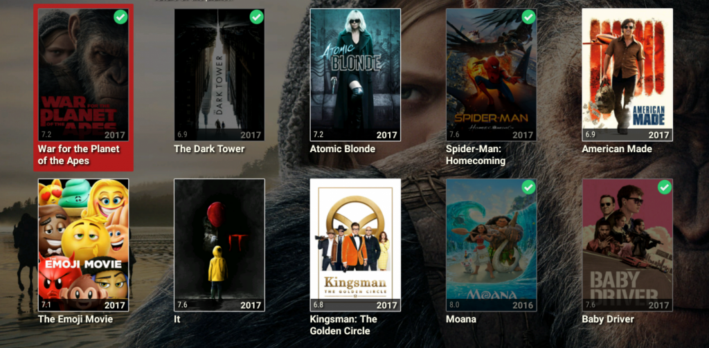 Morpheus TV APK Installed on Firestick