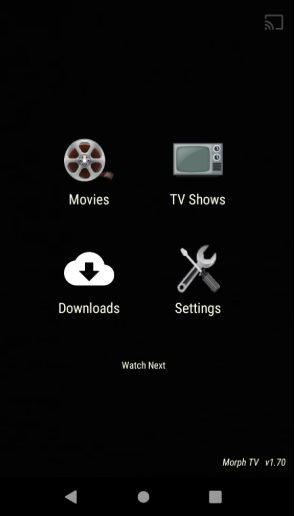 Morph TV V1.7 APK Download