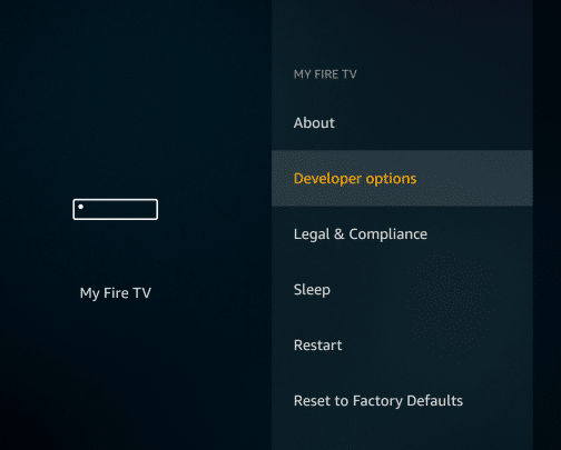 Device Option - Morph TV APK