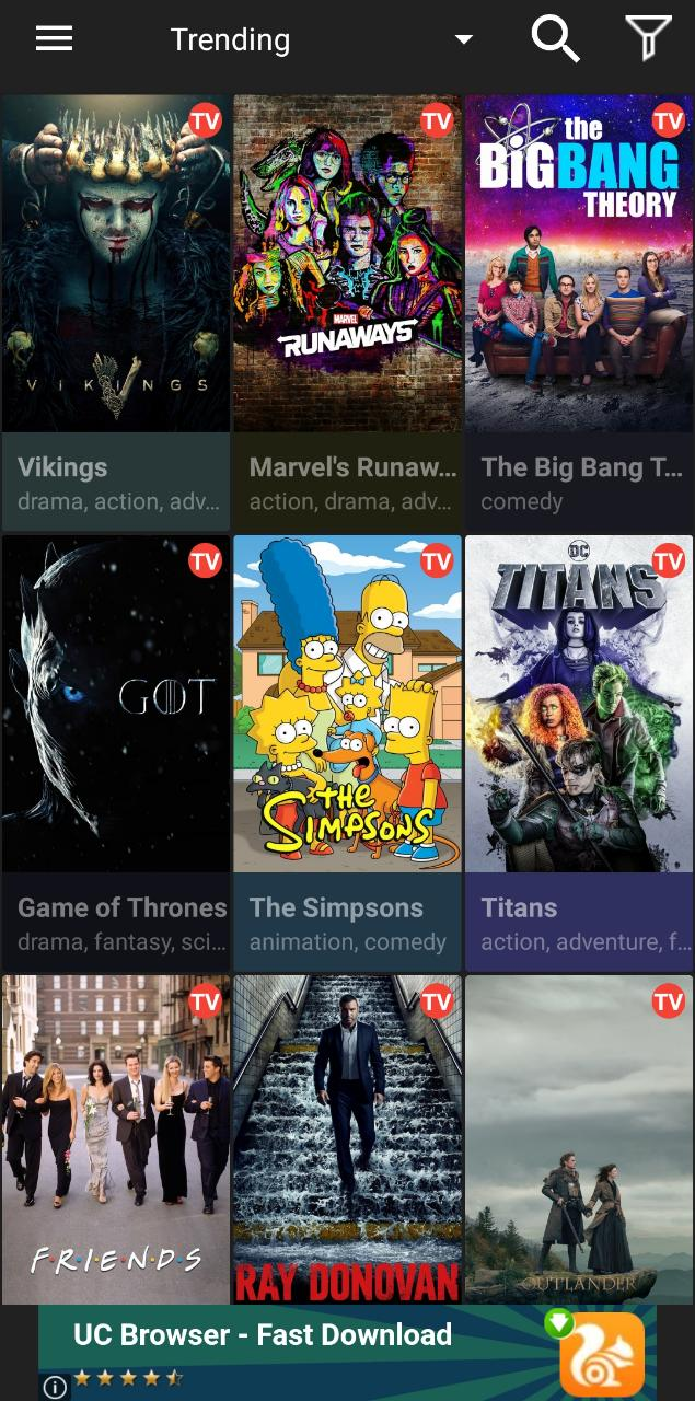 Launch Cinema APK - Updated