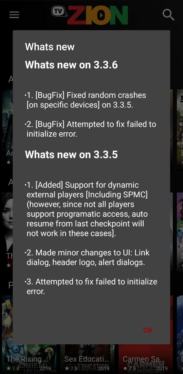 Tvzion apk download tvzion apk on android updated version