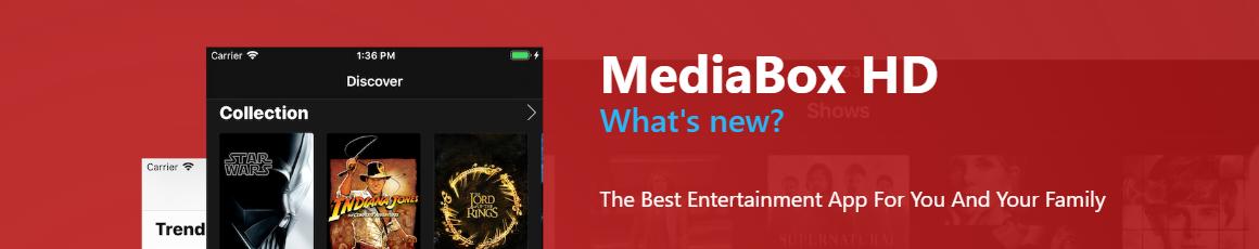 DOWNLOAD LATEST MEDIABOX HD APK