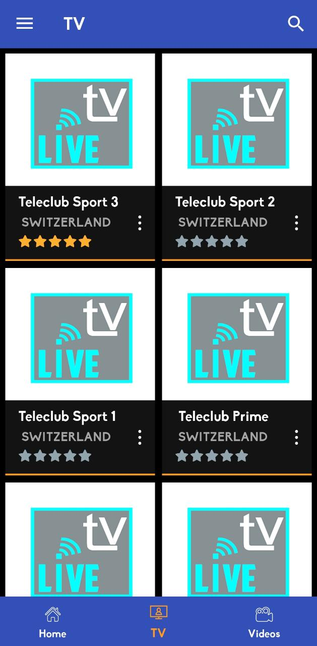 Star7 Live TV APK on Android Devices