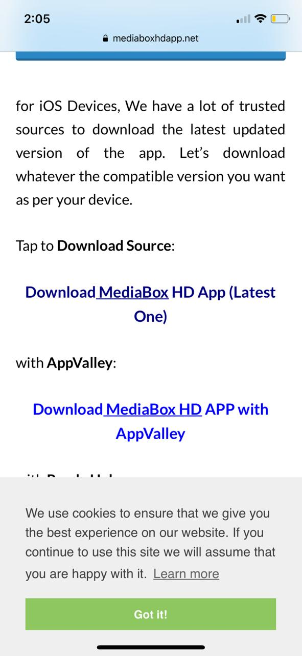 4 Methods to Install MediaBox HD on iOS(iPhone/iPad) (Download)