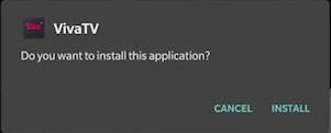 Install VivaTV APK