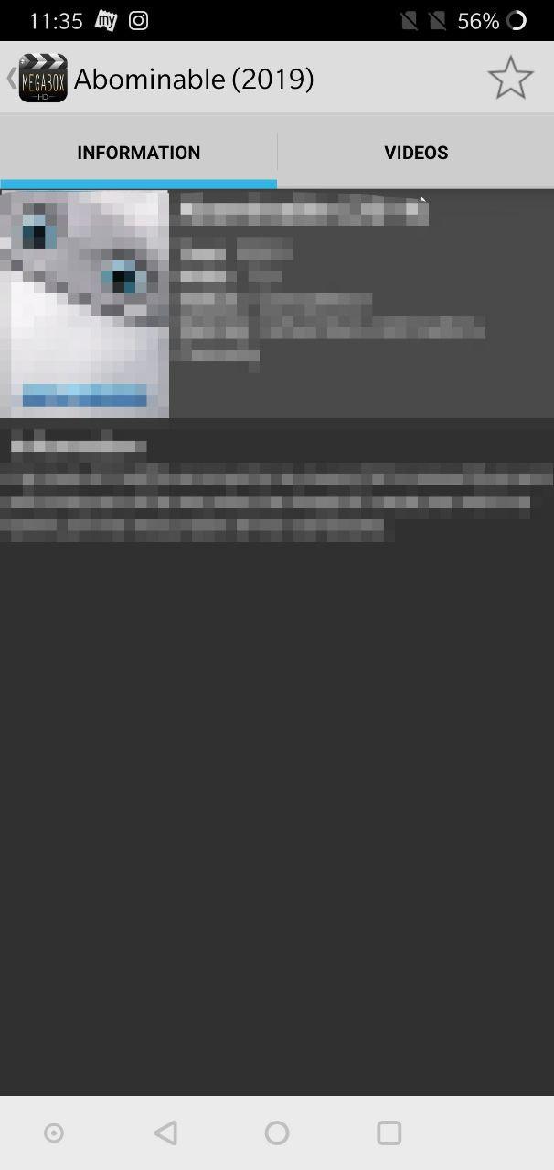 MegaBox HD APK Install
