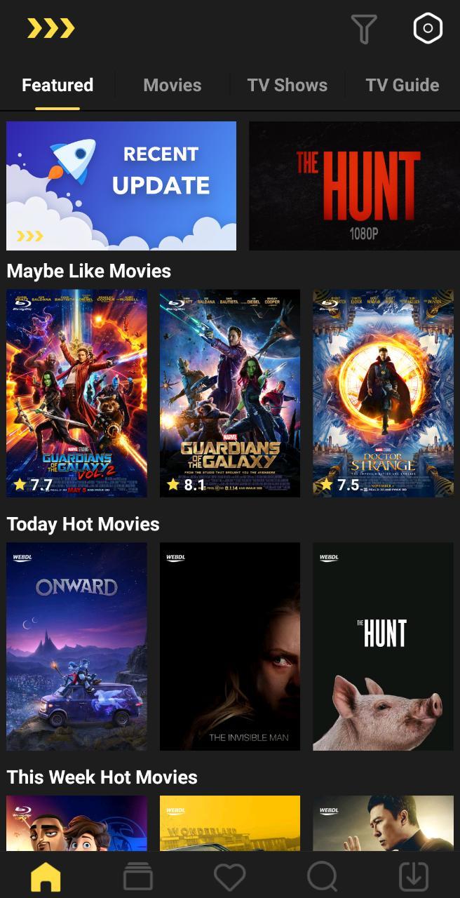 MovieBox PRO APK Install