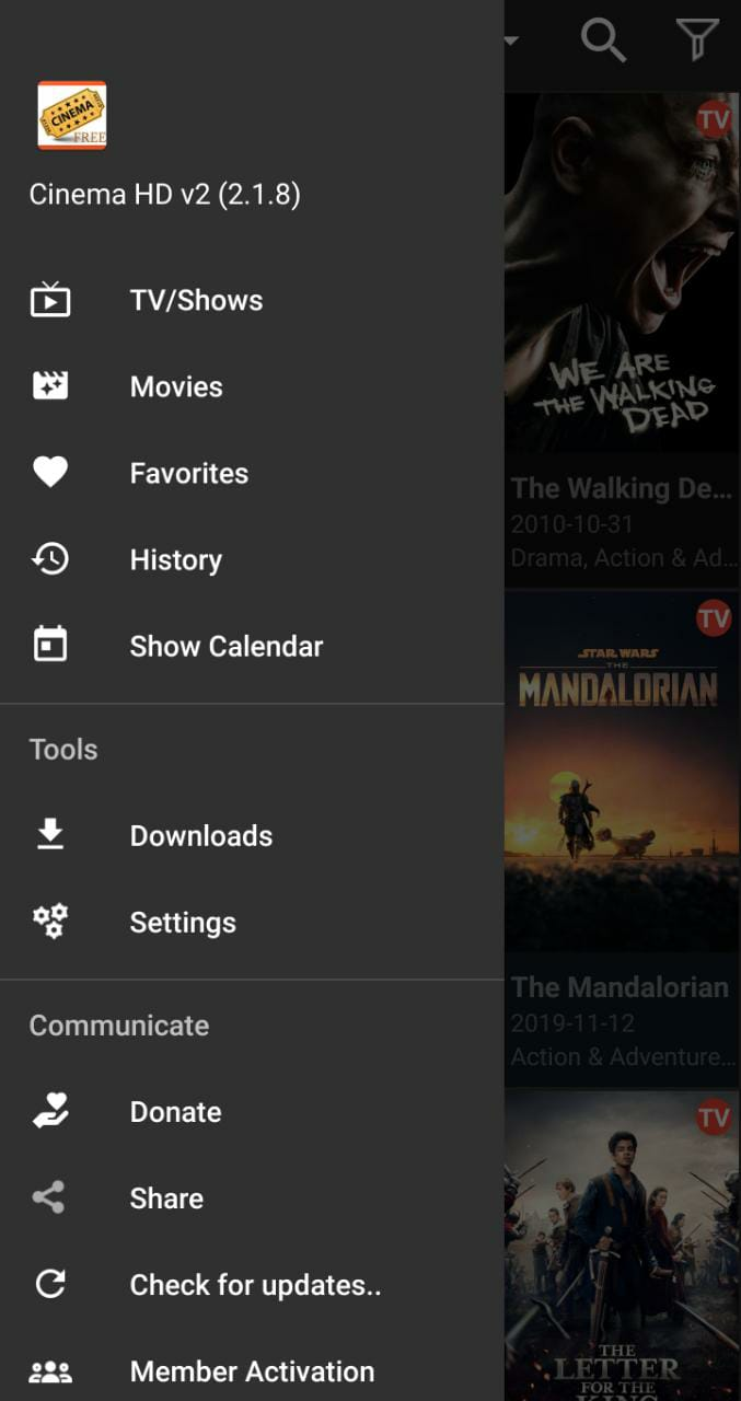 cinemahd v2 apk