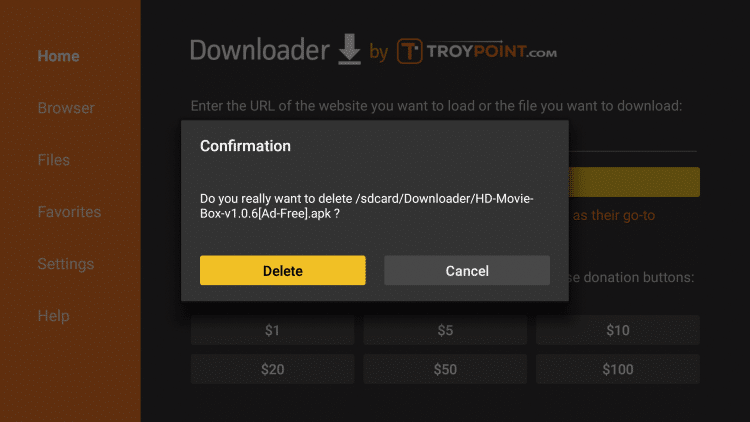 moviebox pro-apk-delete