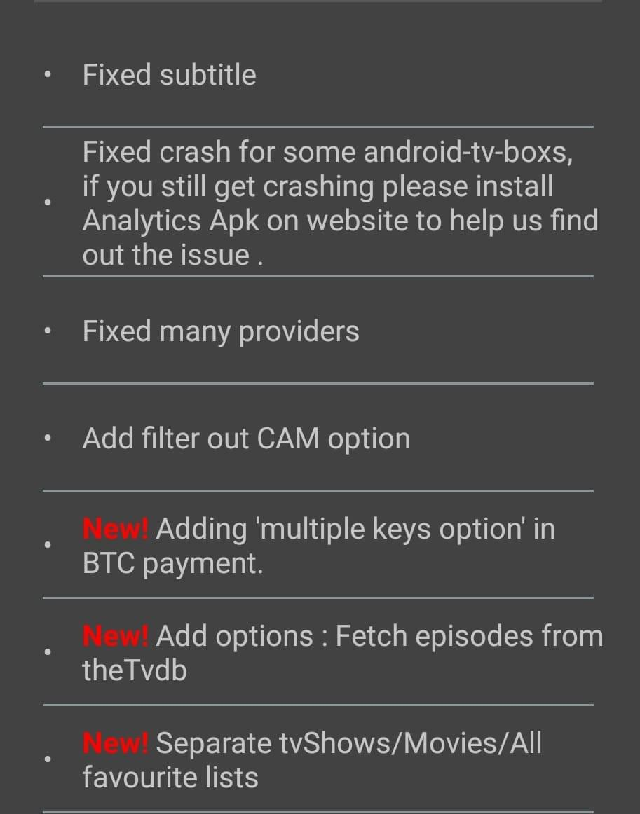 Cinema HD APK v2.2.3 - Analytics & Crashlytics Support