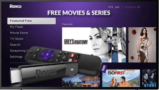 Morpheus TV Reborn APK on Roku