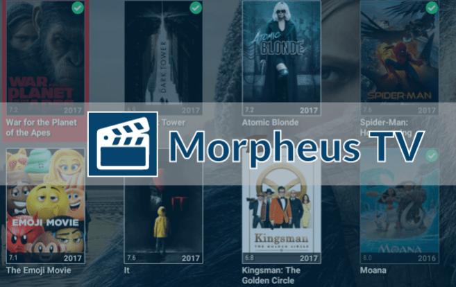 Morpheus TV for Roku